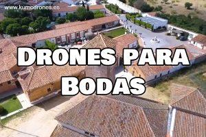 drones para bodas getafe