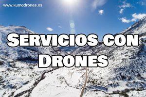 servicios con drones Madrid